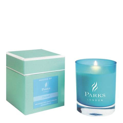 Parks London Coral Flower/Mangrove Wood/Hyacinth Candle 30cl