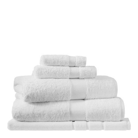Sheridan Egyptian Luxury Bath Sheet, Snow