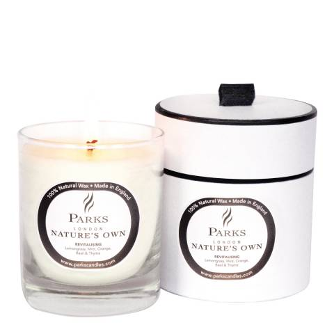 Parks London Natures Own Revitalising Spa Candle 30cl
