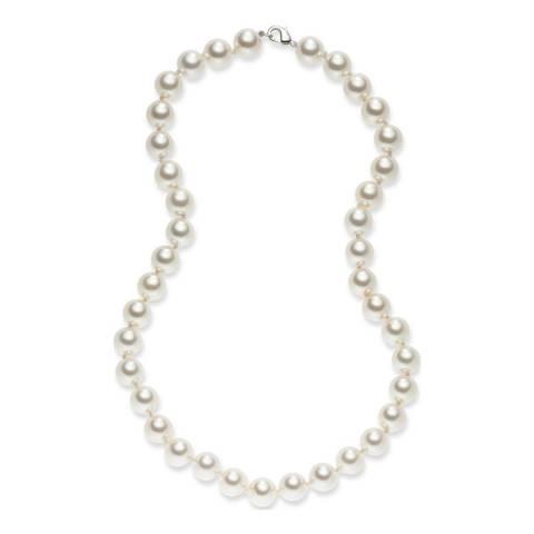Nova Pearls Copenhagen White South-Sea Shell Pearl Necklace 10mm