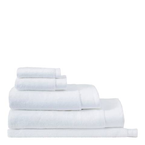Sheridan Luxury Retreat Bath Sheet, White