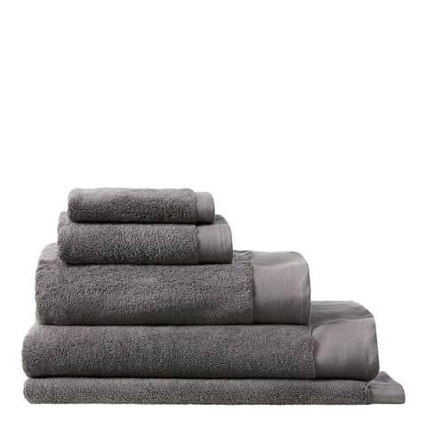 Sheridan Luxury Retreat Bath Mat, Smoke