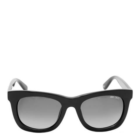 Jimmy Choo Womens Silver Jimmy Choo Sunglasses 55mm