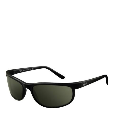 Ray-Ban Unisex Matte Black Predator Sunglasses 62mm
