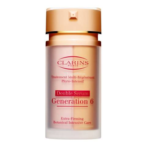 Clarins Double Serum Generation 6 Botanical Intensive Care 15ml