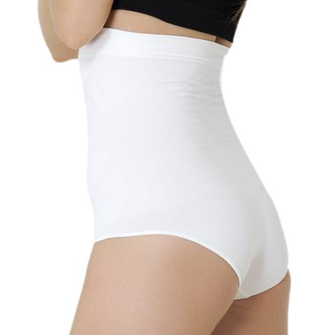 Formeasy White High Waist Slip Shaper