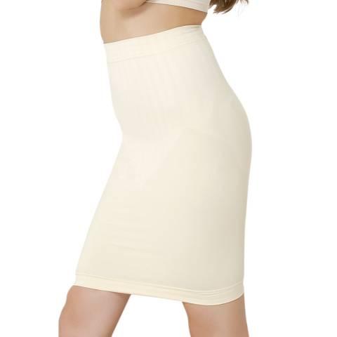 Formeasy Beige Skirt Shaper