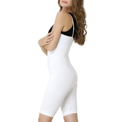 Formeasy White Under-Bra Full Body Shaper
