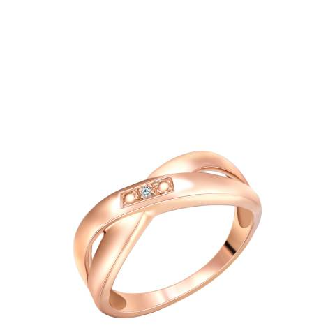 Tess Diamonds Rose Gold Ring