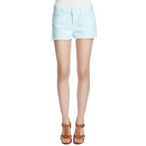 J Brand Light Blue Cut Off Shorts