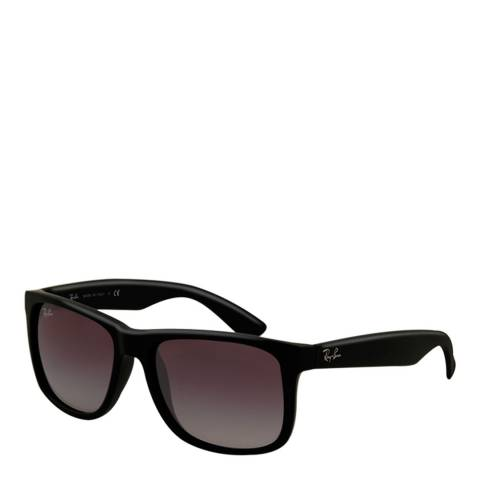 Ray-Ban Unisex Matte Black Justin Sunglasses 54mm