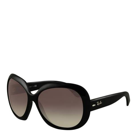Ray-Ban Women's Black Jackie Ohh Sunglasses 60mm