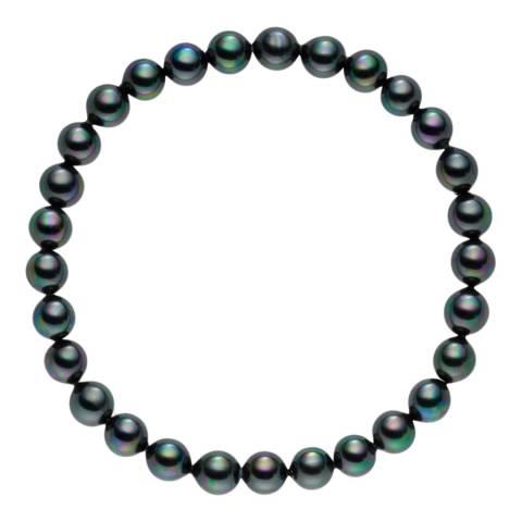 Pearls of London Black Pearl Bracelet