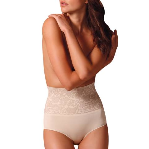 Controlbody Natural Slip Chic High Waisted Briefs