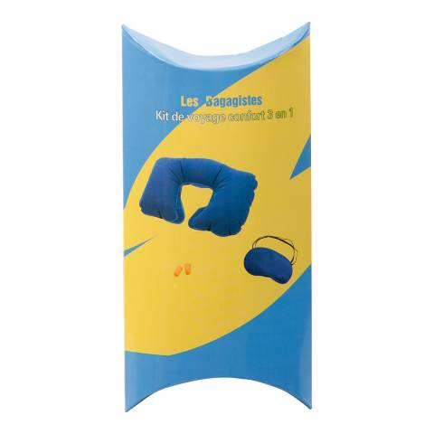 Travel One Blue Travel Neck Pillow