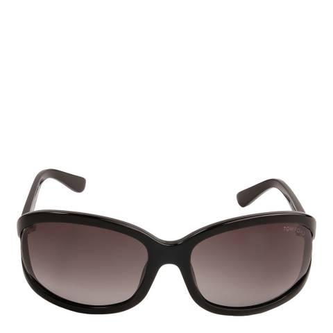Tom Ford Women's Shiny Black Vivienne Sunglasses 61mm