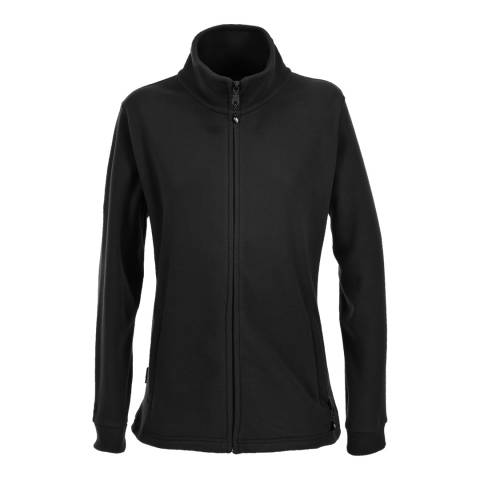 Trespass Black Boyero Fleece Jacket
