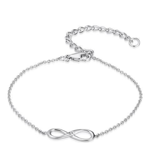 Tess Diamonds Sterling Silver Diamond Bracelet