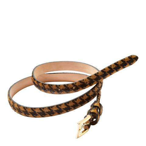 Pure Collection Fancy Leather Belt