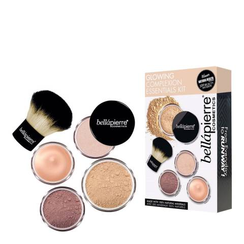 Bellapierre Glowing Complexion Essentials Kit Medium