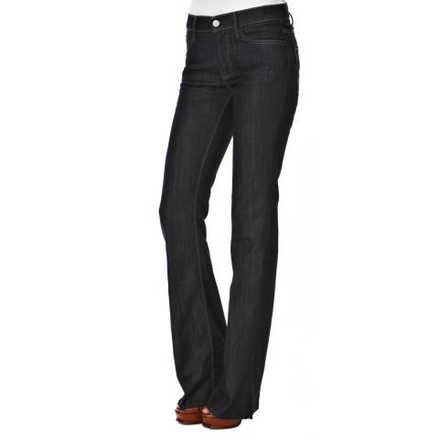 7 For All Mankind Indigo Bootcut Denim Jeans