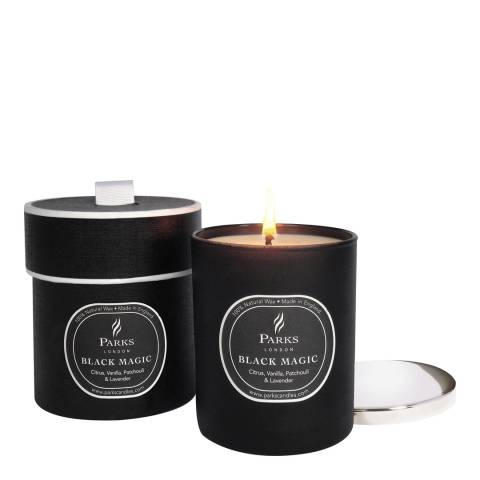 Parks London Original Black Magic Candle