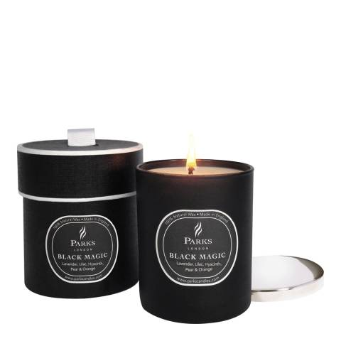 Parks London Lavender/Lilac Black Magic Candle
