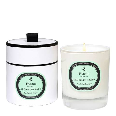 Parks London Eucalyptus/Juniper Aromatherapy Candle