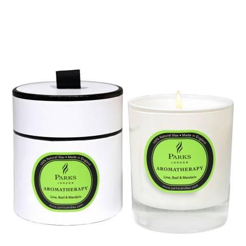 Parks London Lime/Basil/Mandarin Aromatherapy Candle