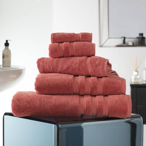 Deyongs Opulence 800gsm Pima Cotton Bath Towel, Cinnamon