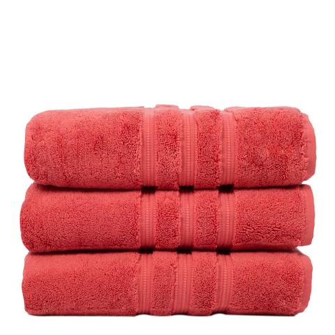 The White Room Cinnamon 800gsm Luxury Pima Cotton Bath Sheet