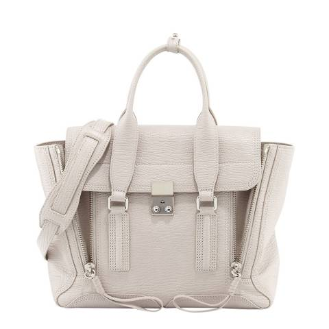 3.1 Phillip Lim Feather Medium Pashli Leather Bag