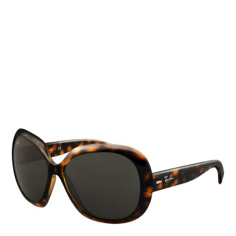Ray-Ban Women's Light Brown Jackie Ohh Sunglasses 60mm