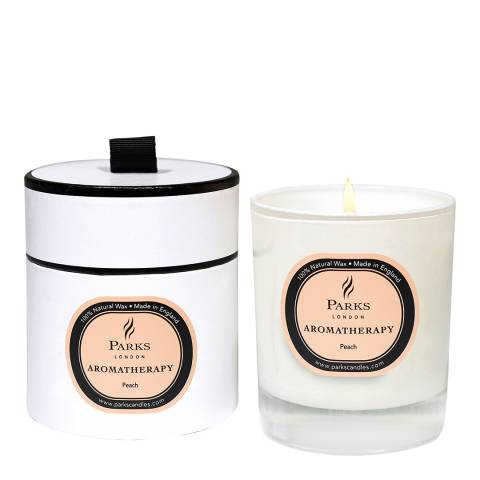 Parks London Peach Aromatherapy Candle