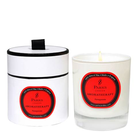 Parks London Pomegranate Aromatherapy Candle