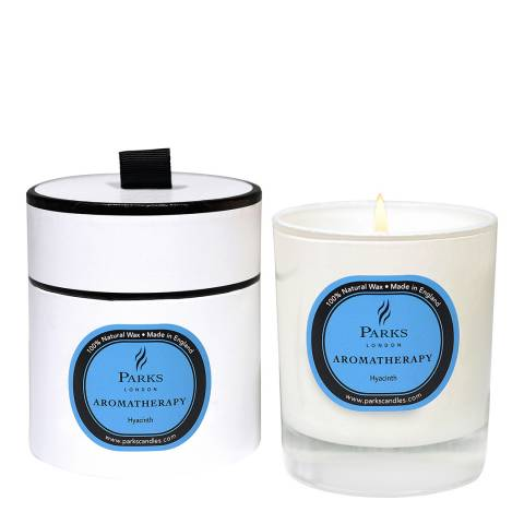 Parks London Hyacinth/Patchouli Aromatherapy Candle