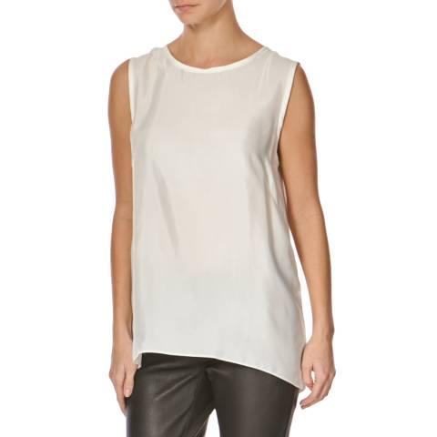 Damsel In A Dress White Aperto Top