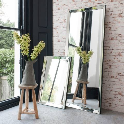 Gallery Luna Wall Mirror 92x61cm