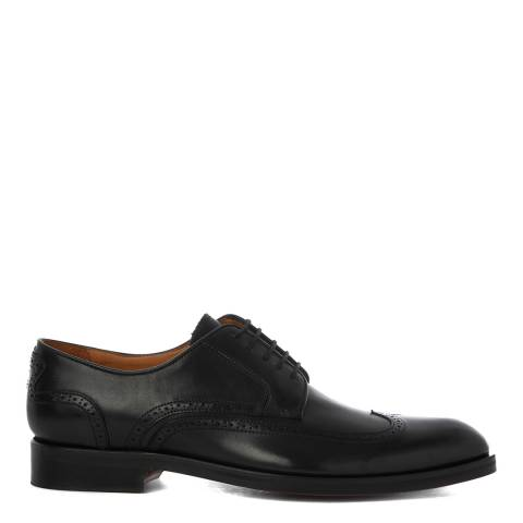 Oliver Sweeney Black Leather Baldini Brogues