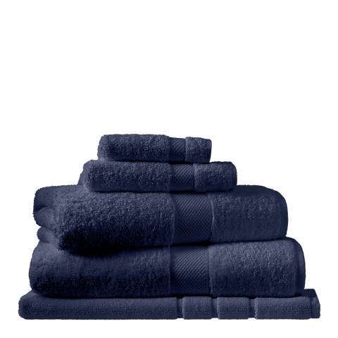 Sheridan Egyptian Luxury Hand Towel, British Navy