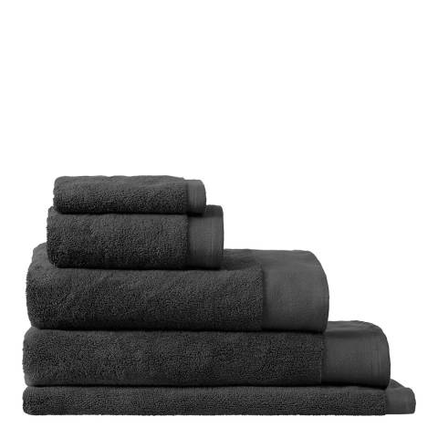 Sheridan Luxury Retreat Bath Sheet, Carbon