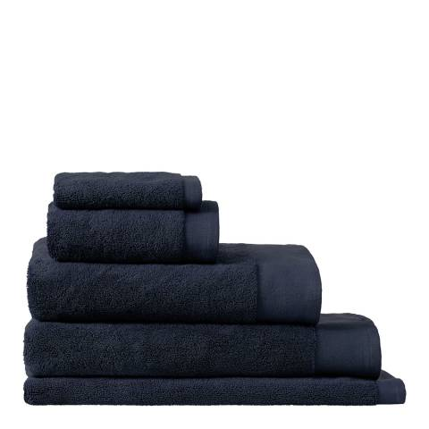 Sheridan Luxury Retreat Bath Sheet, Midnight