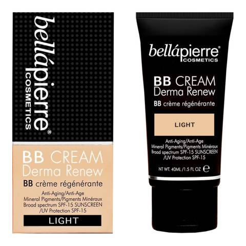 Bellapierre Derma Renew BB Cream Light
