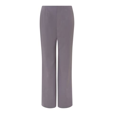 Jaeger Grey Palazzo Trousers