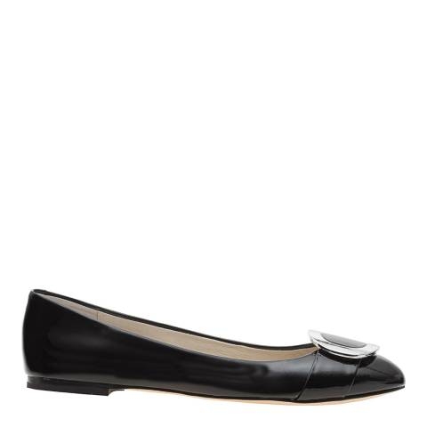 Michael Kors Black Patent Leather Pump