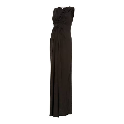 Isabella Oliver Caviar Black Florence Maternity Dress