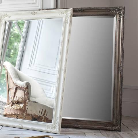 Gallery Antique Silver Lucille Mirror 106x76cm