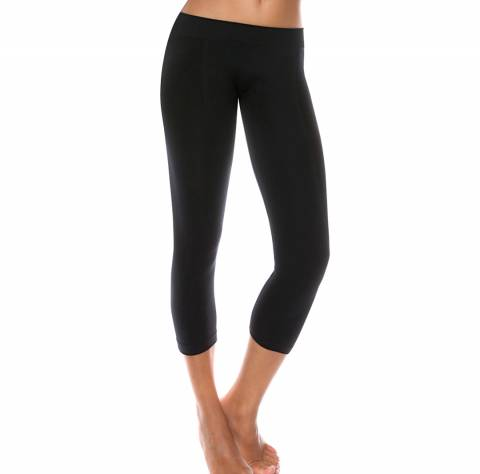 Controlbody Black 3/4 Sport Leggings