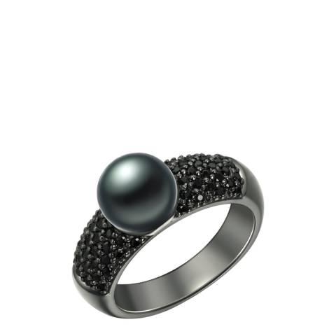 Nova Pearls Copenhagen Black Pearl Ring