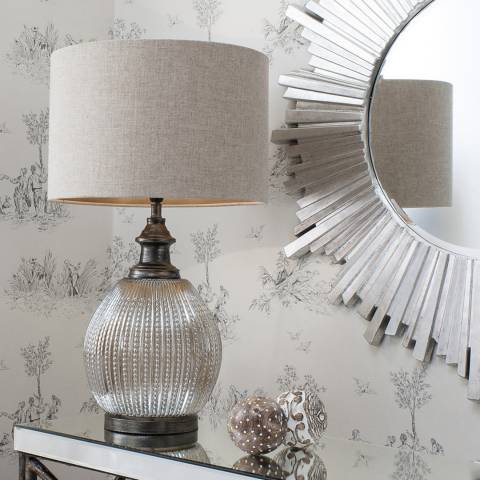 Gallery Bernardo Table Lamp 65cm